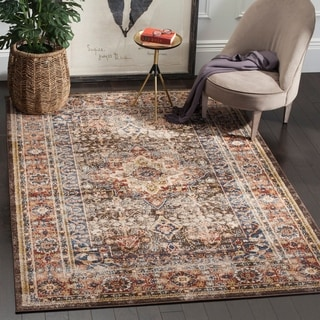 Safavieh Bijar Caddie Traditional Distressed Oriental Rug