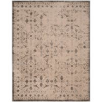 Safavieh Brilliance Vintage Cream/ Grey Distressed Rug - 8' x 10'