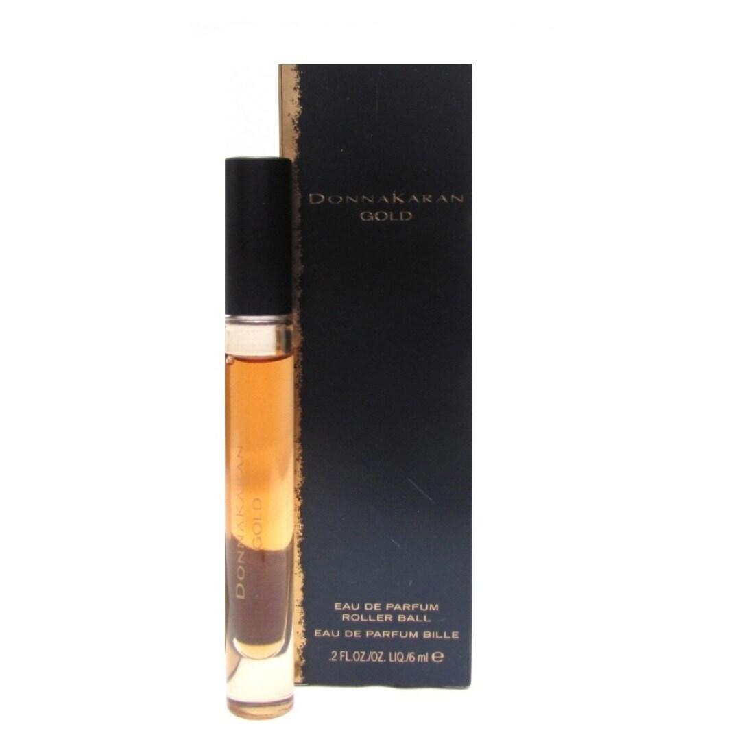 Donna Karan Gold 0.2-ounce Eau de Parfum Rollerball (Donn...
