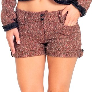 Sara Boo Women's Multicolored Shorts
