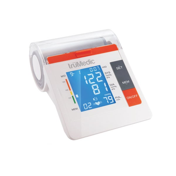 truMedic BP3000 Upper Arm Electronic Blood Pressure Monitor