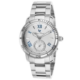 Lucien Piccard Misty Rose Stainless Steel Silver-Tone Dial Watch