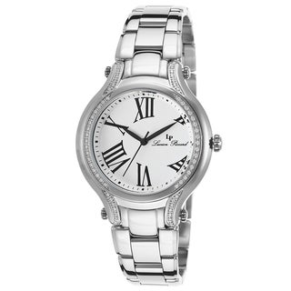 Lucien Piccard Elisia Stainless Steel White Dial Watch
