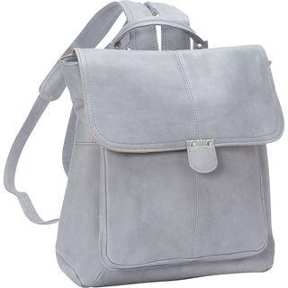 LeDonne Leather Saddle Backpack
