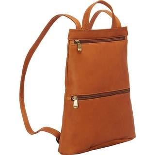 LeDonne Leather Tanya Slimpack Backpack