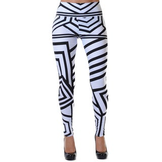 Women's Striped High-waisted Form-fitting Pants (More options available)