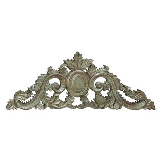 Wall Sculpture Polystone Wall Decor 47-inch Wide x 18-inch High