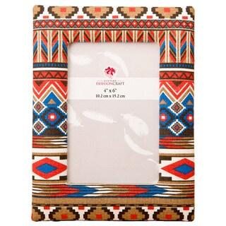 Aztec Design Frame