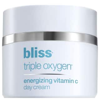 Bliss Triple Oxygen Energizing Vitamin C 1.7-ounce Day Cream|https://ak1.ostkcdn.com/images/products/11746040/P18662571.jpg?impolicy=medium