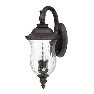 Capital Lighting Ashford Collection 4-light Old Bronze Outdoor Wall Lantern