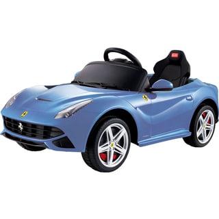 Best Ride On Cars Ferrari F12 -12V Blue