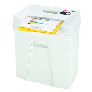HSM Pure 220c, 7-8 Sheets, Cross-Cut, 5.3-gallon capacity