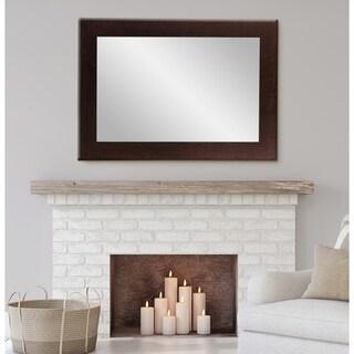 Walnut Vanity Mirror