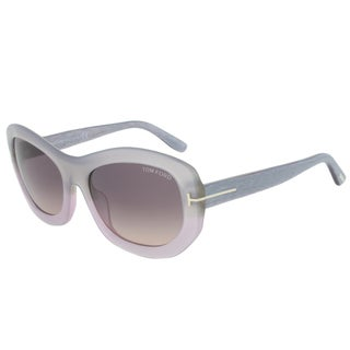 Tom Ford FT0382 80B Amy Sunglasses