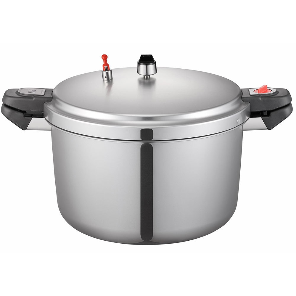 PN PC-30C 20-serving Commercial Pressure Cooker (aluminum...