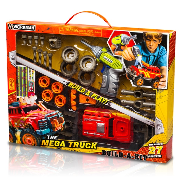 Workman ''Build Your Own'' Off Road Mega Truck Kit