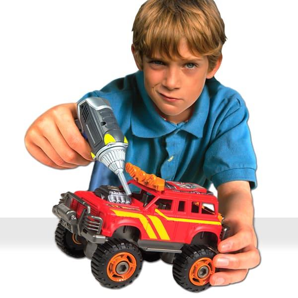 Shop Workman ''Build Your Own'' Off Road Mega Truck Kit