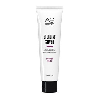 AG Hair Care Colour Sterling Silver Toning 6-ounce Conditioner