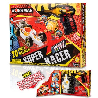 Workman ''Build Your Own'' Super Racer Car Kit