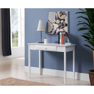 K&B White Desk