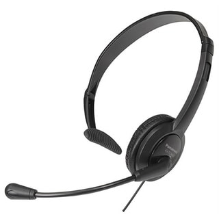 Panasonic KX-TCA400 Lightweight Microphone Headset for Telephones