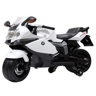 Best Ride On Cars BMW Ride On Motorcycle White