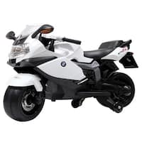 Best Ride On Cars BMW 12V Ride On Motorcycle, White