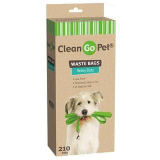 Clean Go Pet Heavy Doody Waste Bag 21Pk Slv
