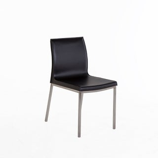 Hans Andersen Home Forlanini Black Side Chair