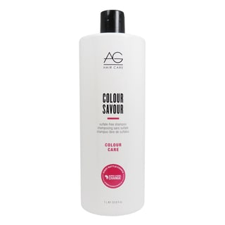 AG Hair Care Colour Savour 33.8-ounce Sulfate Free Shampoo