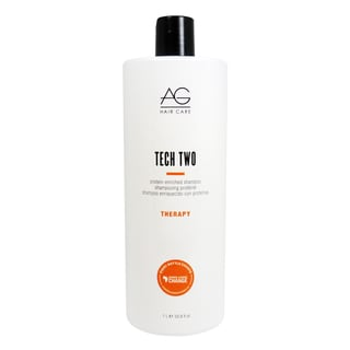 AG Hair Care Therapy Tech Two Protein 33.8-ounce Shampoo