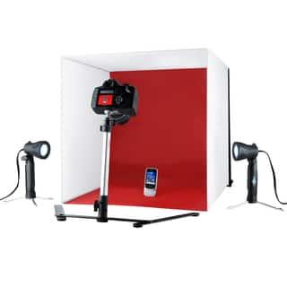 Shutter Starz Studio ProPhotoz Kit Light Cube https://ak1.ostkcdn.com/images/products/11746513/P18662894.jpg?impolicy=medium