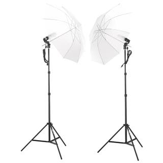 Shutter Starz Professional Photography Studio 2 x 45 Watts Lighting Umbrella Kit https://ak1.ostkcdn.com/images/products/11746527/P18662955.jpg?impolicy=medium