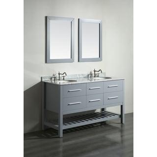 size double vanities inches bathroom vanities u0026 vanity cabinets shop the best brands today