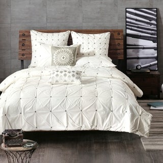 Link to INK+IVY Masie Cotton Comforter Set 2 Color Option Similar Items in Comforter Sets