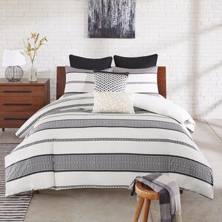 INK+IVY Kora Cotton 3-piece Comforter Set