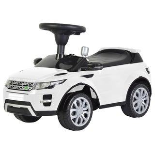Best Ride On Cars Range Rover Push Car White