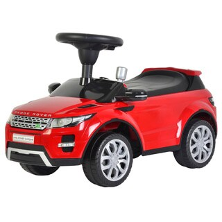 Best Ride On Cars Range Rover Push Car Red