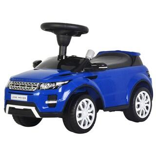 Best Ride On Cars Range Rover Push Car Blue