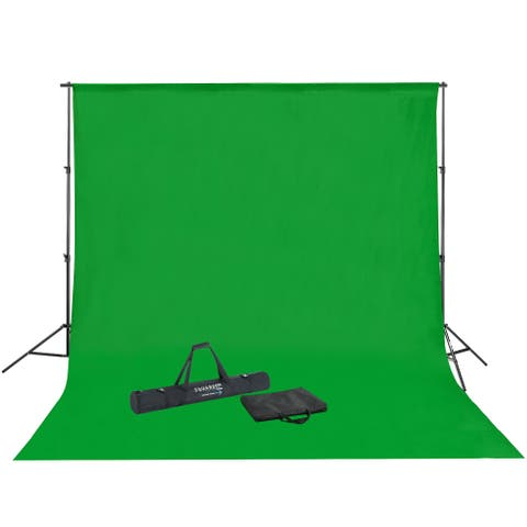 Square Perfect SP5000 Background Stand For Chromakey Green Screen And Backdrop