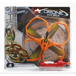 Lanard Drone Worx Rip Cord Powered Mega-Drone