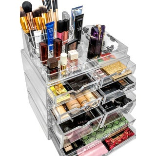 Set of Acrylic Drawers with X-Large Sectional Organizer|https://ak1.ostkcdn.com/images/products/11747595/P18663877.jpg?_ostk_perf_=percv&impolicy=medium