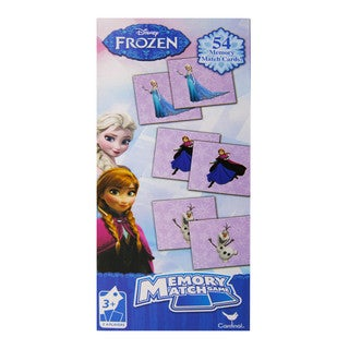 Disney Frozen Tower Memory Match Game