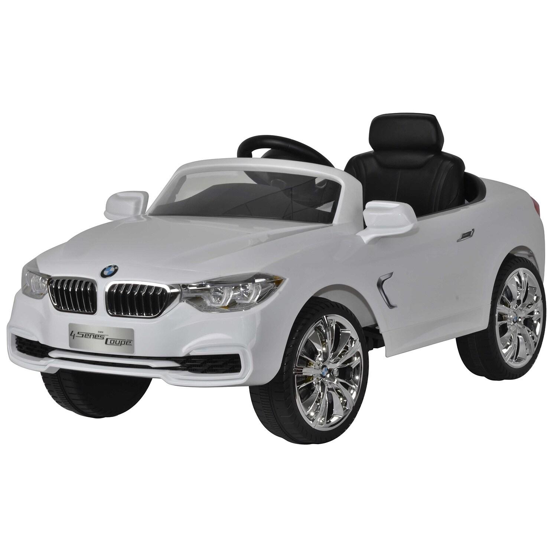 Best Ride On Cars BMW 4 Series 12V White (white)