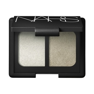NARS Platinum Silver Smokey Eye Shadow Duo Vent Glace