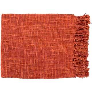 "Newquay Woven Cotton Throw (49"" x 59"")"