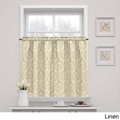 Waverly Donnington Window Tier Pair - 52X36