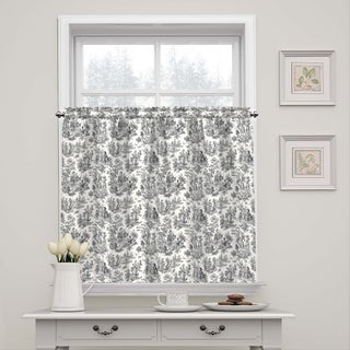 Waverly Charmed Life Window Tier Pair (2 options available)