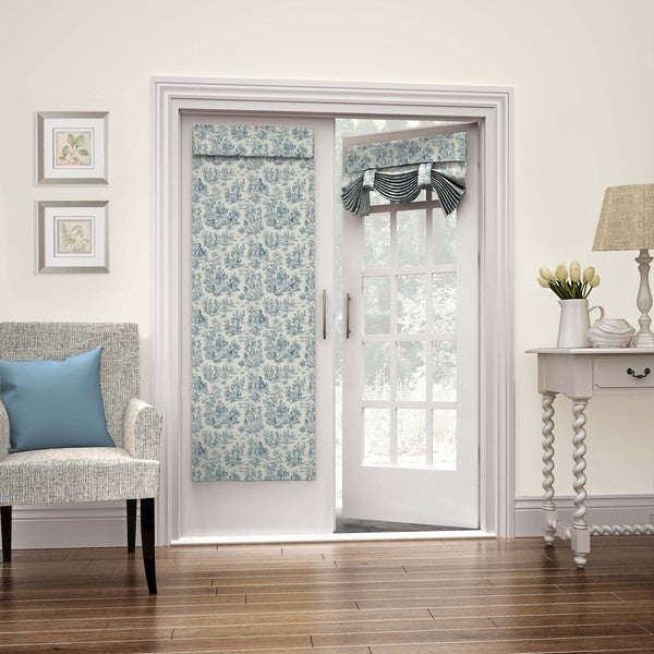 Shop Waverly Charmed Life French Door Panel 26x68 Free