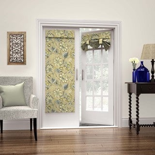 Waverly Brighton Blossom French Door Panel